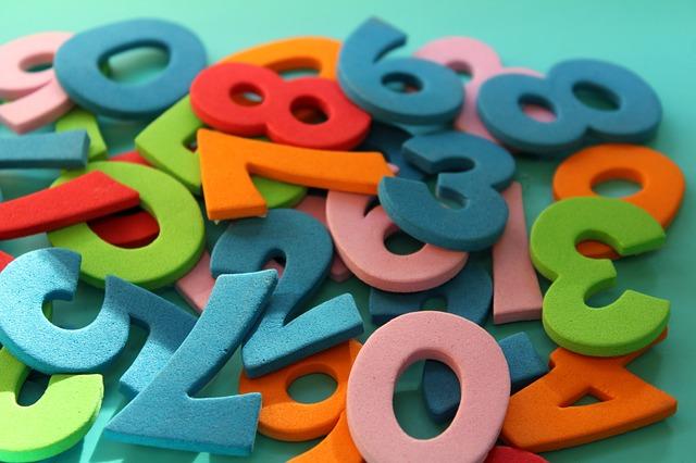 Lukuja & numeroita