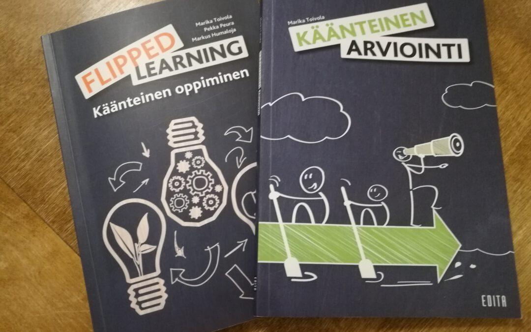 Kirjavinkki: Käänteinen oppiminen & Käänteinen arviointi